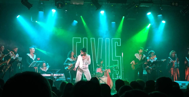 The Elvis Big Band - LIVE at Howler Melbourne Australia