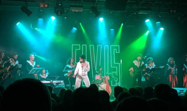 The Elvis Big Band - LIVE at Howler Melbourne Australia