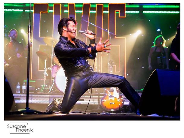 Elvis Big Band The Knave Australia