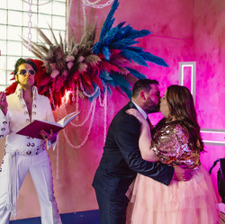 The Knave also performs Vegas Weddings as Elvis - June 2020