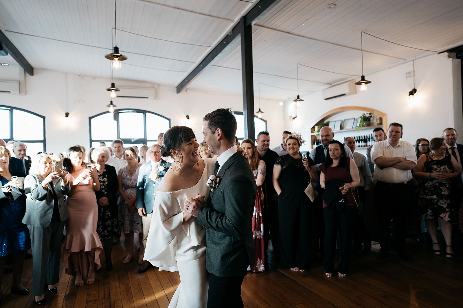The First Dance - Nov 2019