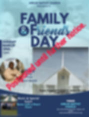 Copy of Family  Friends Day - Made with