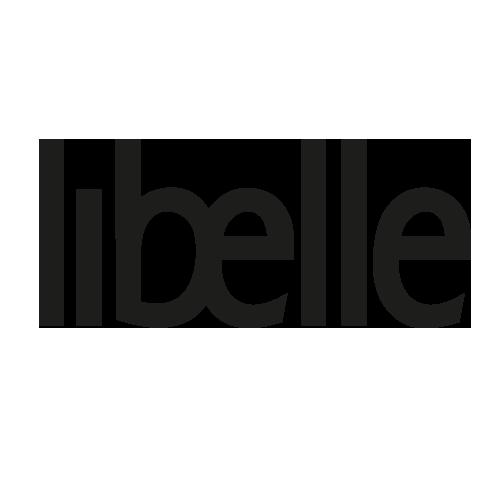Logo tijdschrift Libelle
