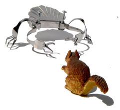 crabkin vs. the squirrel