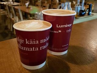 Esimene üleeestiline kohvitopsikampaania
