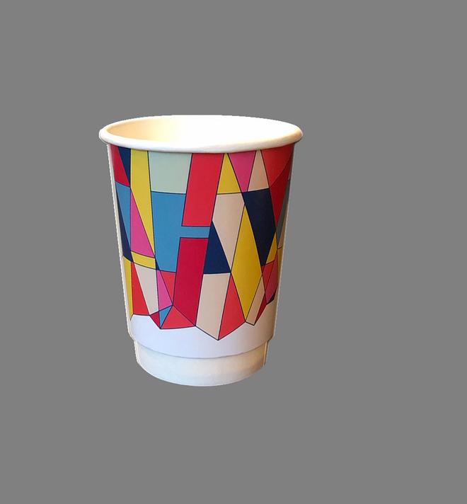 LHV bränditud kohvitopsid