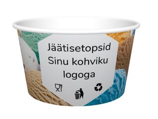 Uued tooted tootevalikus - jäätisetopsid