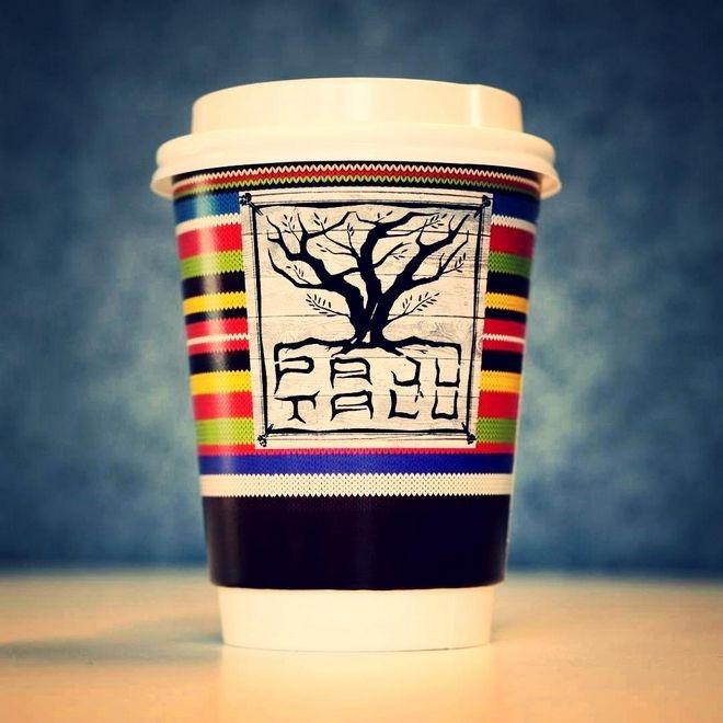 Paju Talu bränditud kohvitopsid