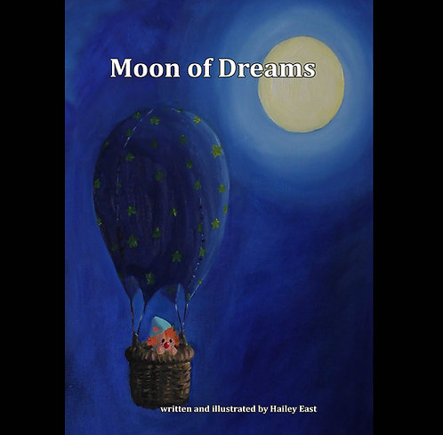 Moon of Dreams by Hailey East