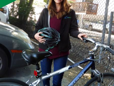 Bike to Work Challenge Winner Announced!