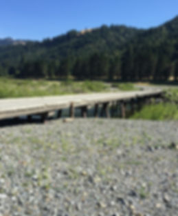 Existing Holmes-Larabee Bridge