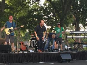 WRECO Staff Perform at the APWA Sacramento Music Festival