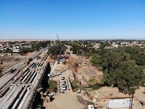 Construction Underway on Walerga Road Bridge Replacement