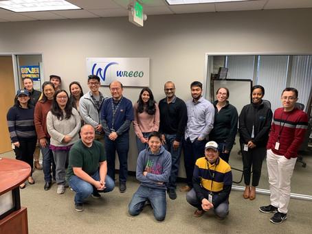 WRECO hosts Cal Externship Rockstars