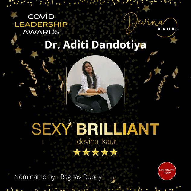 Sr. Aditi Dandotiya