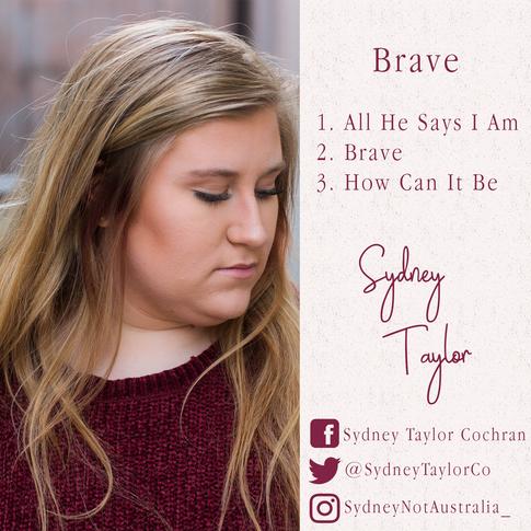 Brave: Sydney Taylor