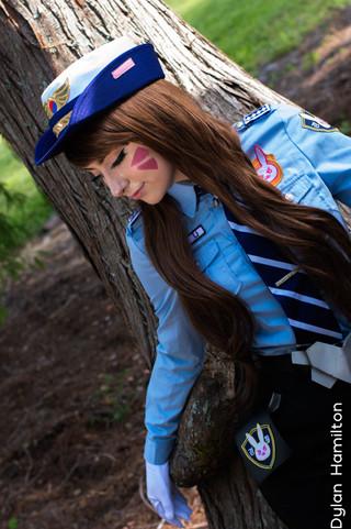 KarriganTaylor as Officer D'va