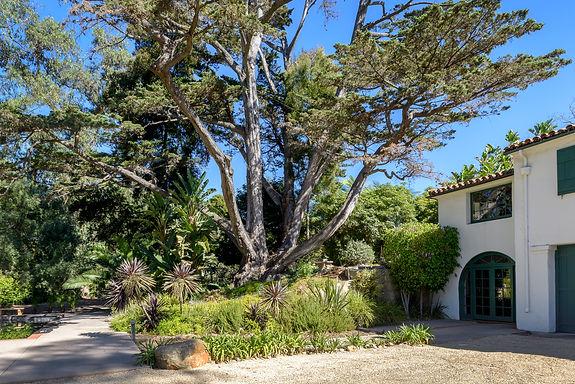Enchanting Montecito Hacienda