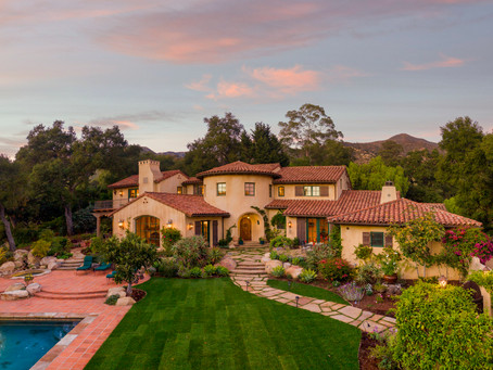 Effortless Style - A Spanish Colonial Hacienda