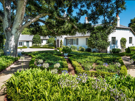 Spring Brings More Sales to Montecito