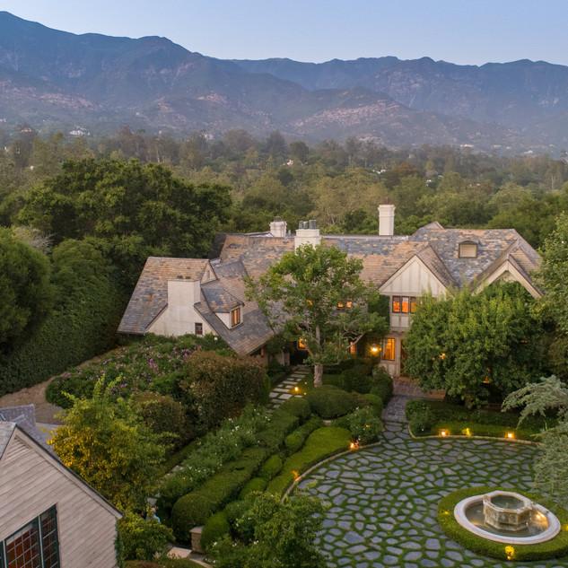 Elegant Mountain View Estate
