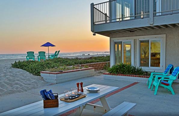 Short Term Rentals in Santa Barbara