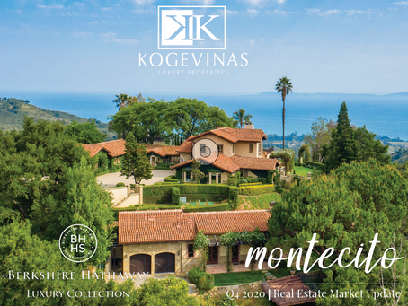 Q4 - Montecito Market Newsletter