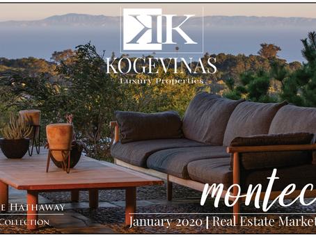 Montecito Market Update: January 2020