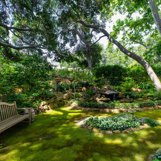 Numerous Garden Settings