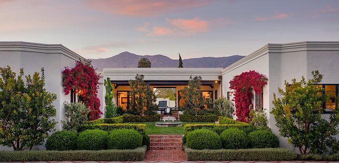 Reborn Modern Montecito Villa