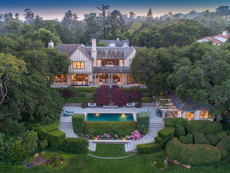 Introducing HollyOaks: Montecito's Premier 3-Acre Estate