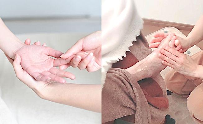 全国で働きながら介護アロマ、介護セラピスト、介護マッサージ、介護アロマセラピストで資格を取得して高齢者の健康をサポートしたい方に最適な介護リハビリセラピスト通信講座