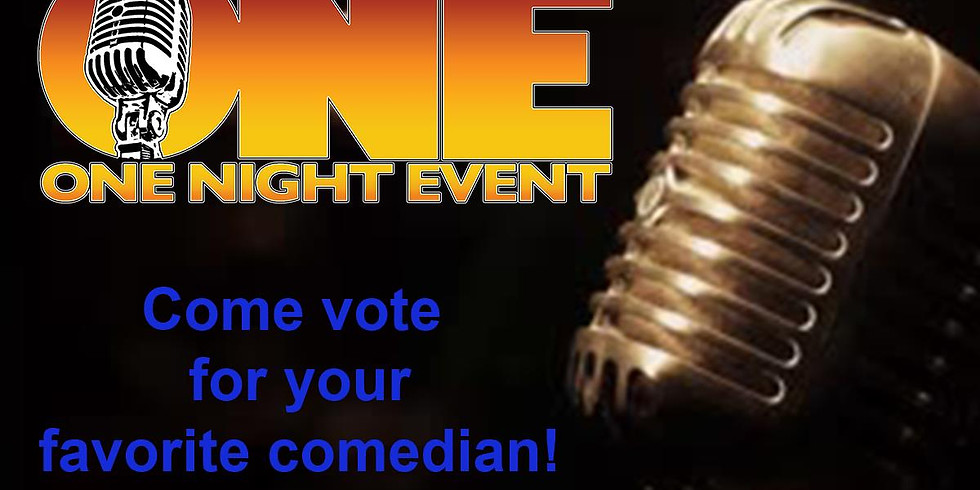 One Night Event World Series of Comedy