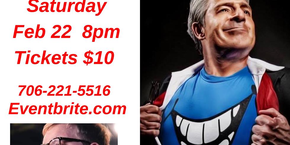 Comedy Night @ Hideaway Lounge