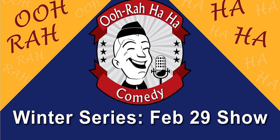 Ooh Rah Ha Ha Comedy Festival