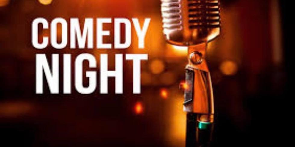 Trevioli Lounge Comedy Night
