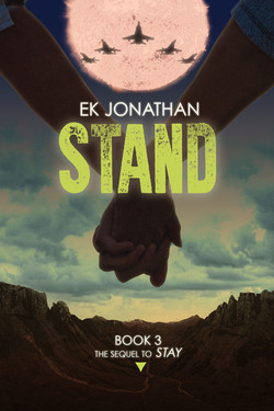 STAND, FLEE Book 3