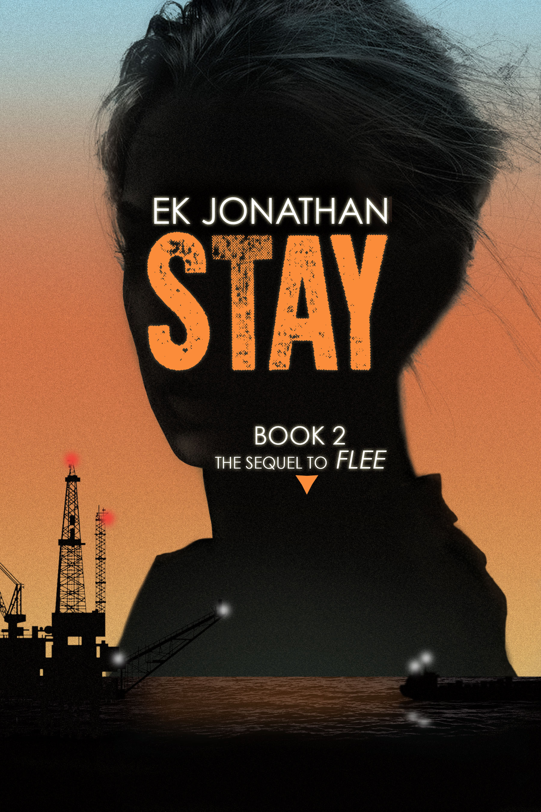 STAY, FLEE Book 2