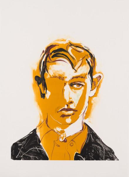 Portrait Reflected