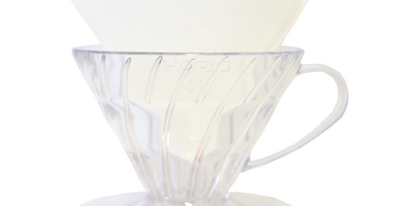 HARIO V60 01 Dripper & Filter Papers
