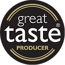 Great taste producer award badge