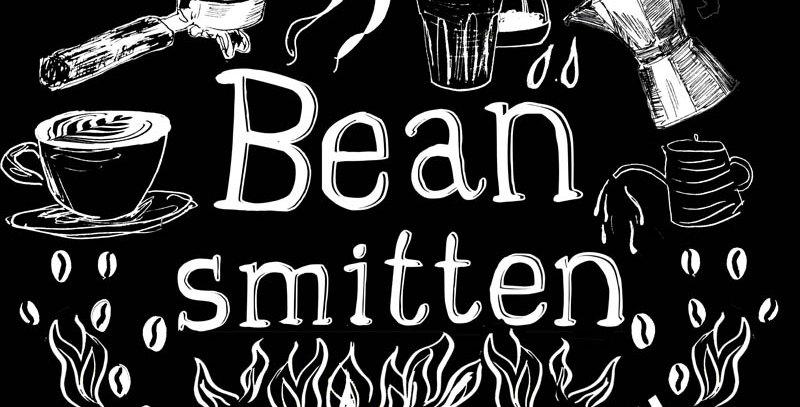 Bean Smitten Exclusive Tote Bag Black