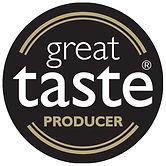 Great taste producer award badge