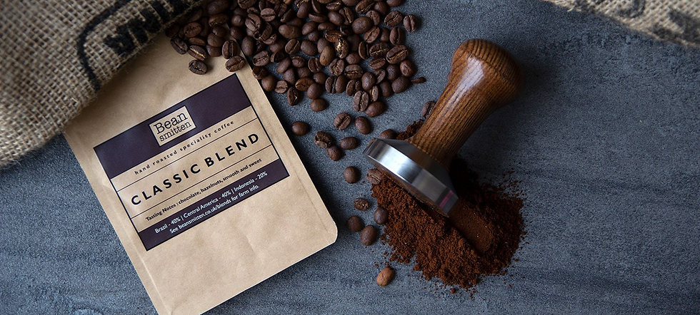 Classic Blend Speciality Coffee Beans