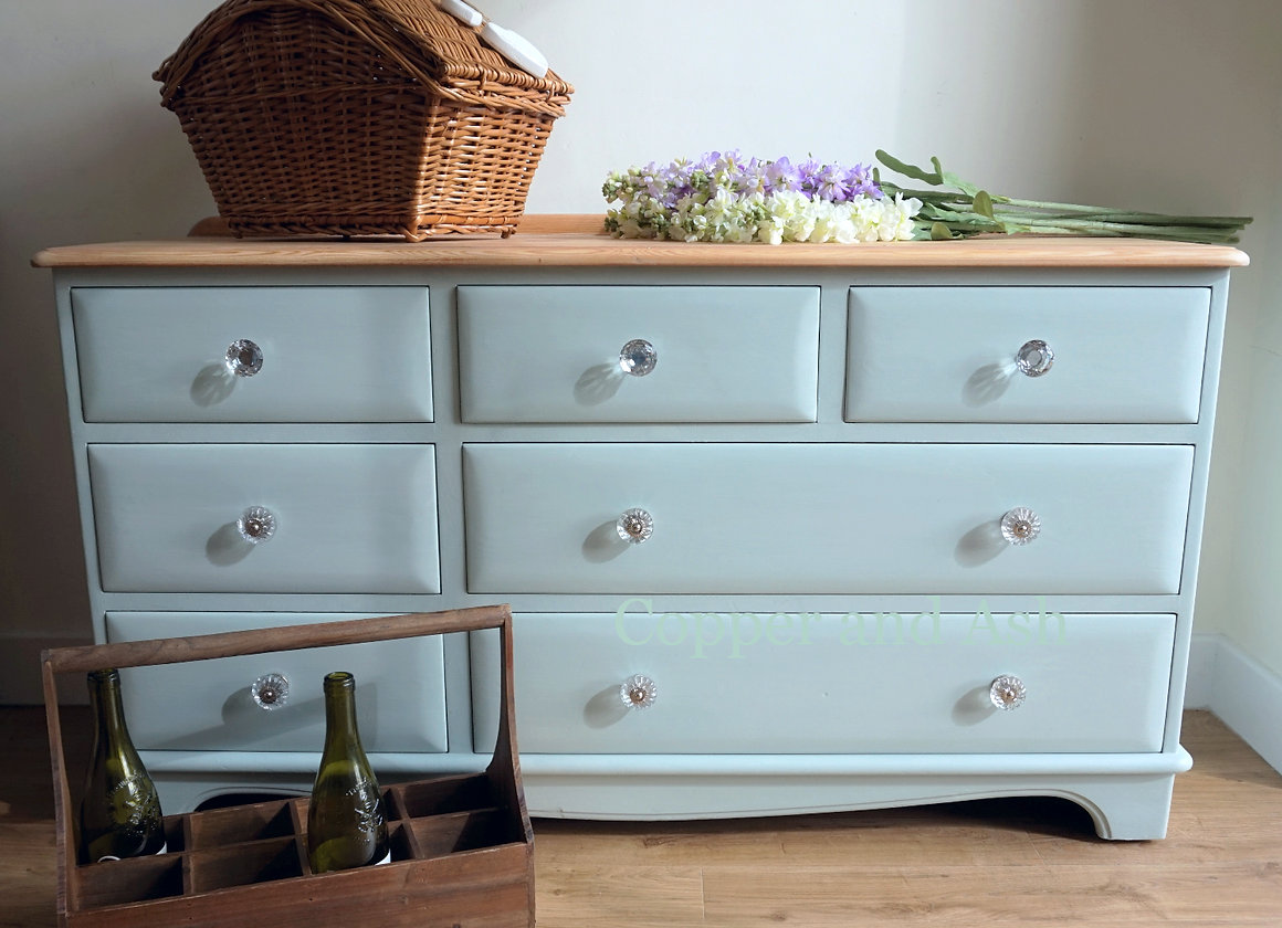 French Farmhouse Style Sideboard Chest Of Drawers Sold