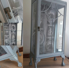 Display/cocktail cabinet