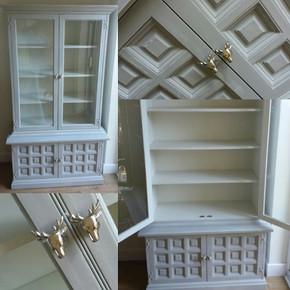 Large storage/display cabinet