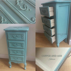 French style tall drawers