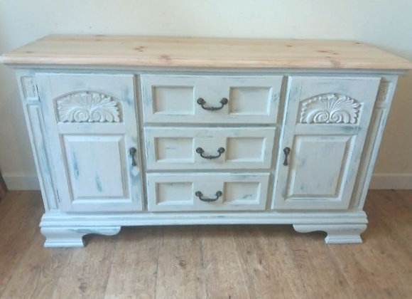French Farmhouse style sideboard