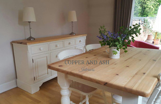 Large sideboard and Dining set